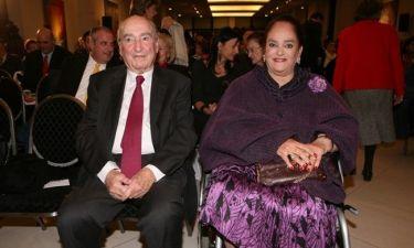 Μαρίκα και Κωνσταντίνος Μητσοτάκης: 60 χρόνια κοινής ζωής (φωτό)