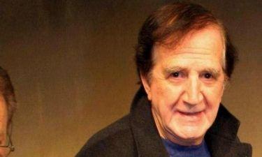 Γιώργος Κωνσταντίνου: «Ανεβάζει» το «Ξύπνα Βασίλη» μετά από 40 χρόνια