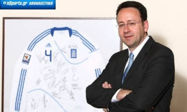 Ο Σοφοκλής Πιλάβιος για Σάντος και Euro 2012 (photos)