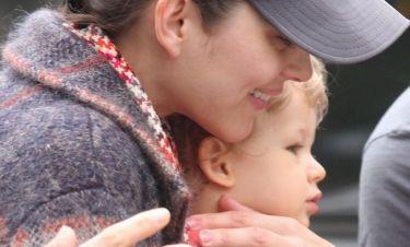 Marion Cotillard: Στα πλατό του Blood Ties με το γιο της