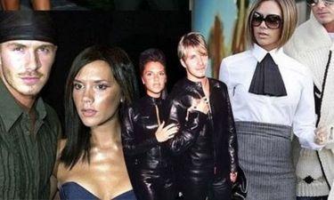 David και Victoria Beckham: Το στιλ τους με το πέρασμα των χρόνων