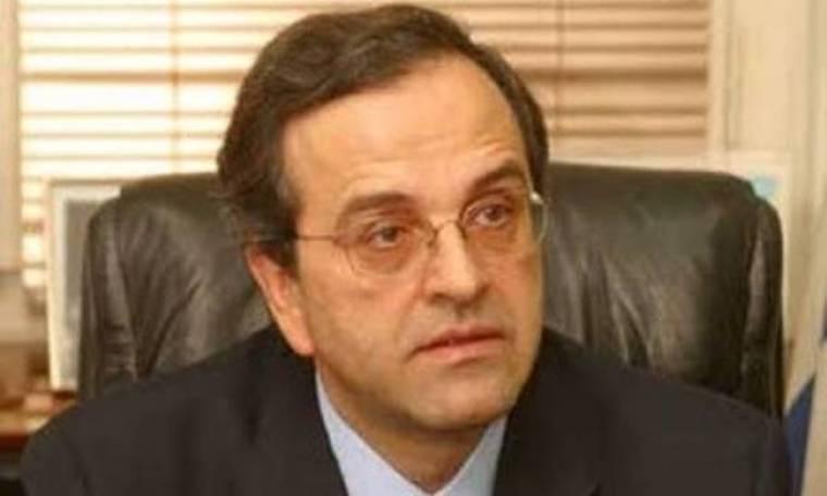 Κώστας Καρράς: Τα συλλυπητήριά του Αντώνη Σαμαρά στους οικείους του