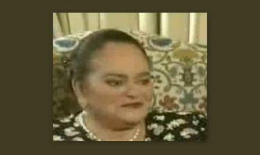 Μαρίκα Μητσοτάκη: Ο έρωτας με τον σύζυγό της και τα παράπονα