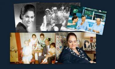 Μαρίκα Μητσοτάκη: Οι εικόνες της ζωής της
