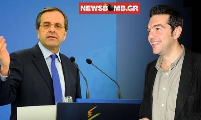Εκλογές 2012 – αποτελέσματα: Πρώτος ο Σαμαράς, δεύτερος ο Τσίπρας!