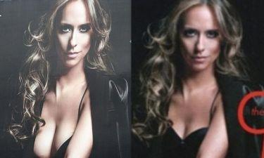 Απίστευτο: Ξεφούσκωσαν το στήθος της Jennifer Love Hewitt από την αφίσα
