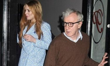 Lindsay Lohan - Woody Allen: Μαζί σε δείπνο!