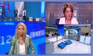Βουλευτικές εκλογές 2012: Οι στιλιστικές επιλογές των παρουσιαστριών!