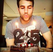 Τα γενέθλια του Fabregas