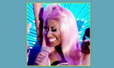 Ένα διαφημιστικό σποτ για τη Nicki Minaj