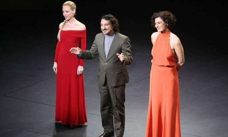 Τα βραβεία της Ελληνικής Ακαδημίας Κινηματογράφου 2012 (φωτό)