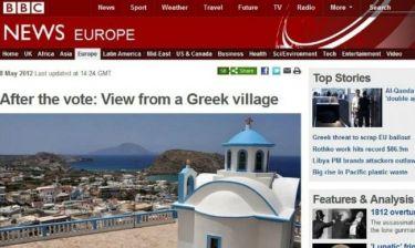 Μετά τις εκλογές, τι; Το ρεπορτάζ του BBC στην Κάρπαθο