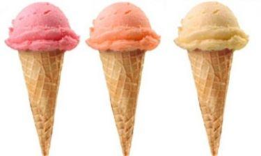 Αδυνατίστε με τη βοήθεια του παγωτού