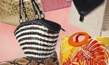 Ψάθινη τσάντα: διαχρονική και υπέρ-στιλάτη!