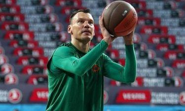 Final Four: Γιασικεβίτσιους: «Να παρουσιαστούμε απόλυτα συγκεντρωμένοι»