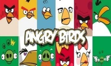 Angry Birds: Έφτασαν το 1 δισεκατομμύριο downloads!