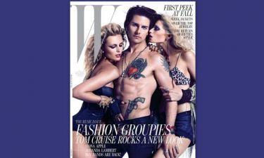 Ο Tom Cruise ως γνήσιος ροκ – σταρ στο W