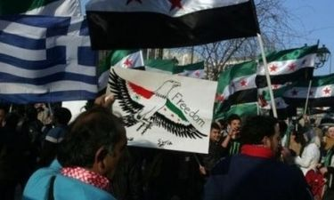Θα γίνει της… Συρίας το απόγευμα στο Σύνταγμα!