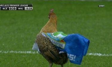 Κότα με την σημαία της… Blackburn
