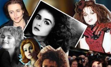 Τότε και τώρα: Το ταλαντούχο «ασχημόπαπο» του Hollywood, Helena Bonham Carter στο πέρασμα του χρόνου