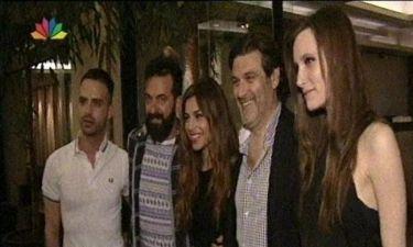 Όλα όσα έγιναν στο party της Ελληνικής αποστολής της Eurovision