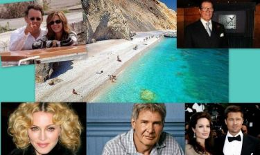 Οι Χολιγουντιανοί σταρ αγοράζουν βίλες στα ελληνικά νησιά