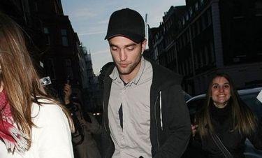 Με ποιους γιόρτασε τα γενέθλιά του ο Pattinson;