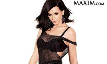 Η σέξι φωτογράφηση της Katy Perry στο Maxim