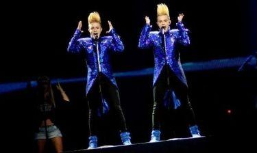 Eurovision 2012: Οι δίδυμοι της Ιρλανδίας «ξαναχτυπούν»