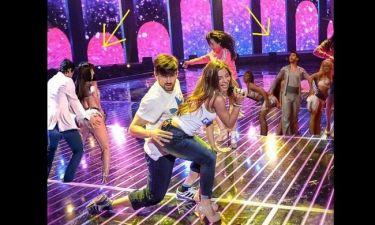 Eurovision 2012: Βρείτε τις διαφορές στη χορογραφία