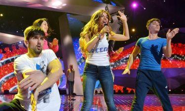 Eurovision 2012: Αντιδράσεις για την ελληνική χορογραφία