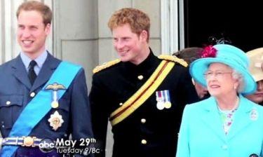 Πρίγκιπες William και Harry: «Η Βασίλισσα είναι απλά η γιαγιά μας»