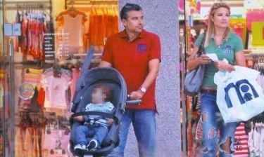 Λιάγκας-Σκορδά: Shopping για τον μικρό Γιάννη