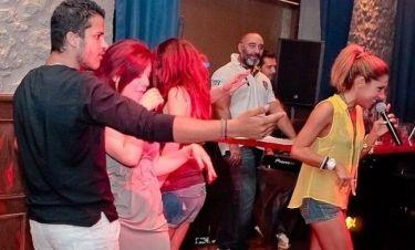 Καμενίδης-Πιερίδη: Δείτε τις φωτογραφίες της επανασύνδεσης τους!!! (Nassos Blog)
