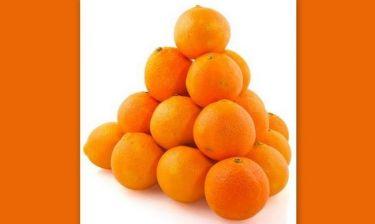 Γλυκό: σοκολατένια πορτοκάλια