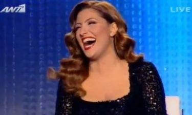 Έλενα Παπαρίζου: Όταν η No1 τραγουδίστρια, αυτοσαρκάζεται!