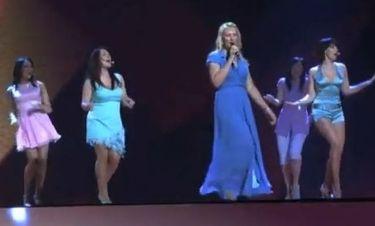 Eurovision 2012: Δεύτερη πρόβα για τη Λετονία