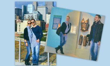 Μακρυπούλια – Χατζηγιάννης: Στιγμές στο Σικάγο!