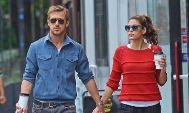 O Ryan Gosling δε θέλει να συζήσει με την Eva Mendes