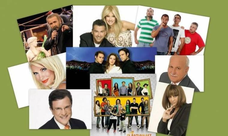 Οι κερδισμένοι της φετινής τηλεοπτικής σεζόν