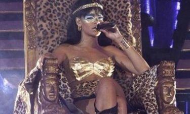 Rihanna: όταν η Κλεοπάτρα συνάντησε τους Flinstones