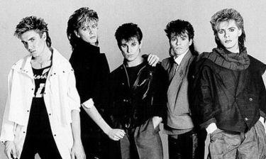Γυναίκες «φωτιά» πίσω από τους εκκεντρικούς Duran Duran!
