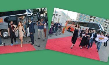 Eurovision 2012: Το Welcome Party – Δείτε φωτογραφίες από το κόκκινο χαλί
