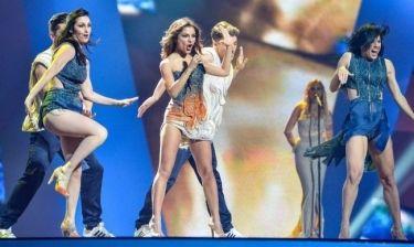 Eurovision 2012: Η Ελευθερία έκανε την πρώτη της πρόβα με το φόρεμα