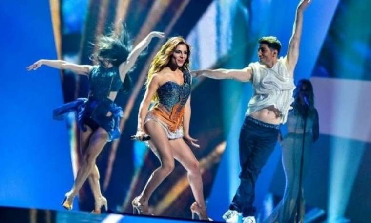 Eurovision 2012: Αυτό είναι το φόρεμα της Ελευθερίας Ελευθερίου