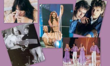 Eurovision: 38 χρόνια Ελληνικές συμμετοχές: Κόντρες, γκρίνιες και πολύ παρασκήνιο!