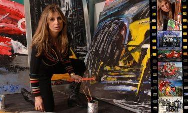 Η Μίνα Παπαθεοδώρου-Βαλυράκη στο Indy 500 των ΗΠΑ