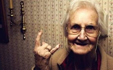 Οι γιαγιάδες έσωσαν το Heavy metal!