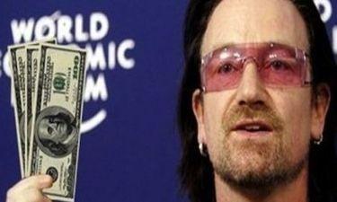 Bono: Ο Μίδας από το Δουβλίνο