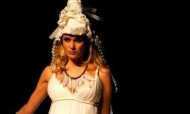 Αποκλειστικό Victoria Kyriakides: To Grecian chic show που έκανε το Λονδίνο να παραμιλάει...